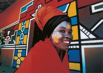 Südafrika Menschen Gastfreundschaft