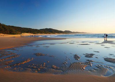 Südafrika Strand Meer