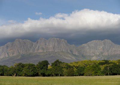 Südafrika Berge Wandern