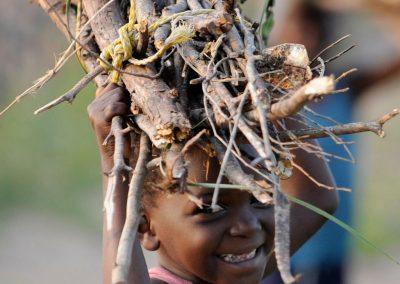 Südafrika Kinder Gastfreundschaft