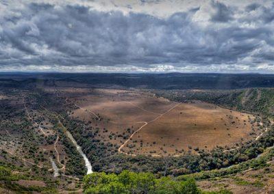 Südafrika Hillsnek Safari Camp Amakhala Game Reserve Garden Route