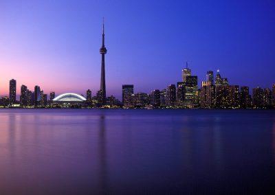 Toronto Skyline, © ImageOntario