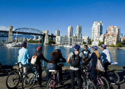 Cycle City Tours Granville Island, © Tourism Vancouver