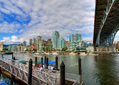 Granville Island Ferry Dock, © Tourism Vancouver
