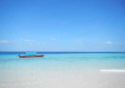 Kijongo Bay Activity Sandbank Snorkeling