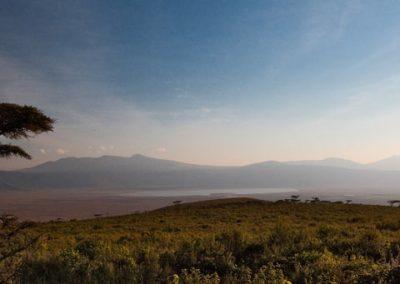 © Lemala: Ngorongoro Landschaft
