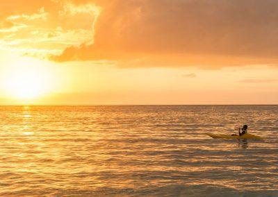 Mauritius Junge In Kanu MTPA Koschel