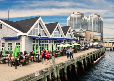 © Canadian Tourism Commission, WaterfrontBoardwalk Halifax NovaScotia